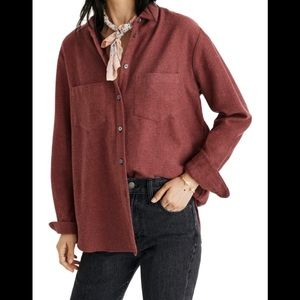 Madewell Sunday Flannel Sunday Shirt